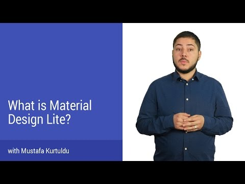 What is Material Design Lite?