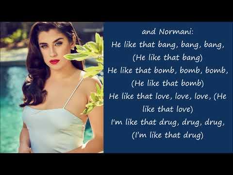 Fifth Harmony-He Like That (feat French Montana Remix) Lyrics