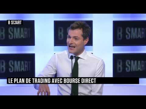 SMART BOURSE - Plan de trading du lundi 22 février 2021