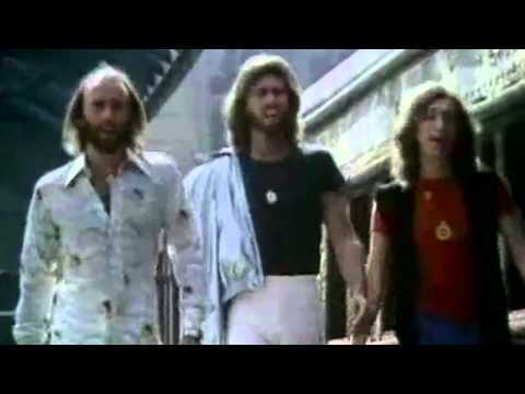 Bee Gees - Stayin Alive Pink