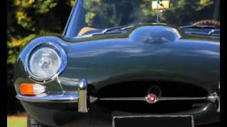 Jaguar E-type (XK-E) 3.8 Litre series 1 OTS (roadster)