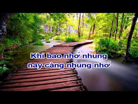 Tha Thứ Karaoke Khánh Phương