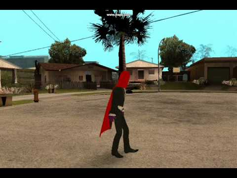 Gta Sa Batman Peds 8