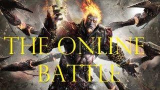 god of war ascension road to ares lvl 40 pt 9 more hammer of atlas gameplay