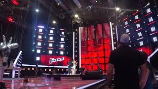 Скандал Голос 6 Первый канал. Певицу Сару Окс вырезали за правду. Дима Билан  bilan the voice