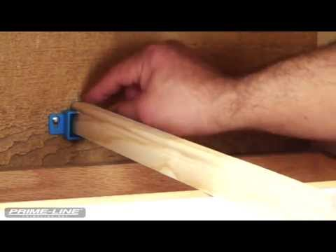 How-To: Install our R-7144 Drawer Track Repair Kit