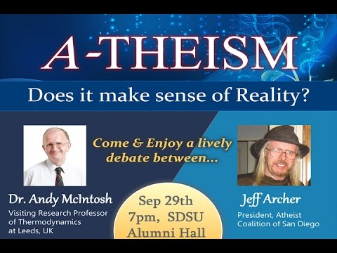 Atheism vs God - A Lively Debate