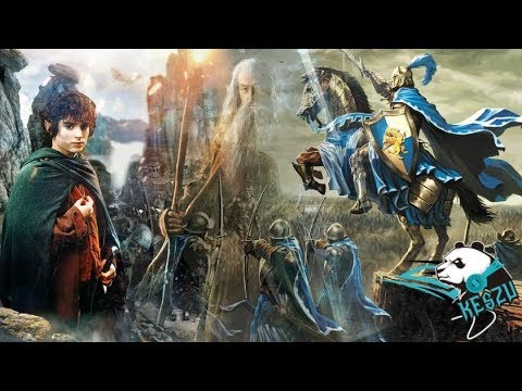 Heroes 3 Mapa Fabularna - Lord of the Rings #1