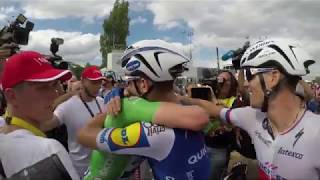 Tour de France 2017 | Stage 10 Highlights