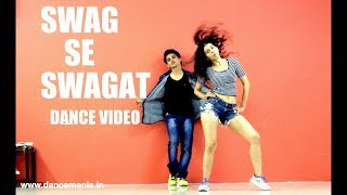 Swag Se Swagat | Dance Video | Tiger Zinda Hai | Choreography by Shetty