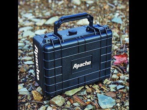 Harbor Freight🚢 Apache 1800 Case Crush Test...Wow!😱😸👌