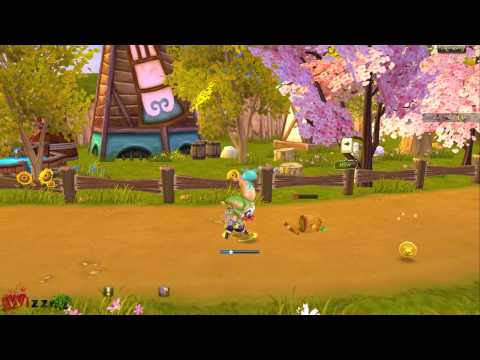 Dragon Saga – 4 Classes Gameplay