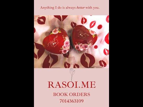 Valentines Day Special Gift | Valentines Day Gifts |Valentine Day Chocolates | Valentines Rasoi.me