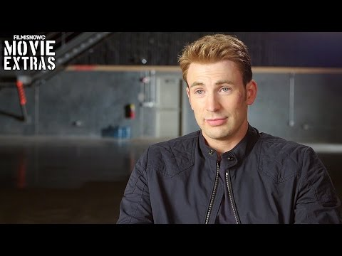 Captain America: Civil War | On-set with Chris Evans 'Steve Rogers \ Captain America' [Interview]