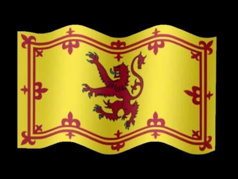 "Happy St Andrews day-Alternative version ""Scotland the brave 2007"""