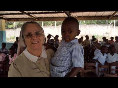 Visita della Madre Generale all'Africa
