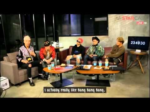 Engsub BIGBANG COUNTDOWN Naver Starcast Live