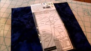 Quiltworx Impressions Demonstration Video