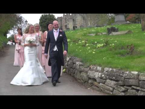 Newton Park Hotel Wedding Highlights - Corinne & Martin