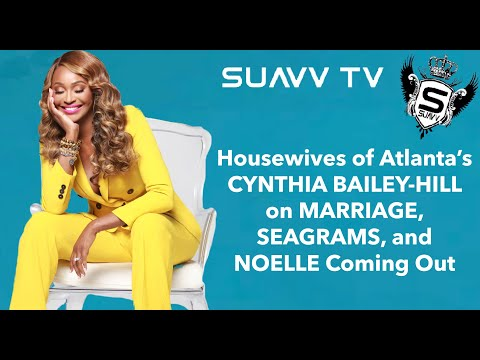 Real Housewives of Atlanta star Cynthia Bailey-Hill Shares her ONLY REGRET of 11 years of RHOA