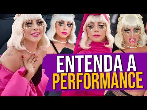 Entenda a Performance da Lady Gaga no Met Gala 2019