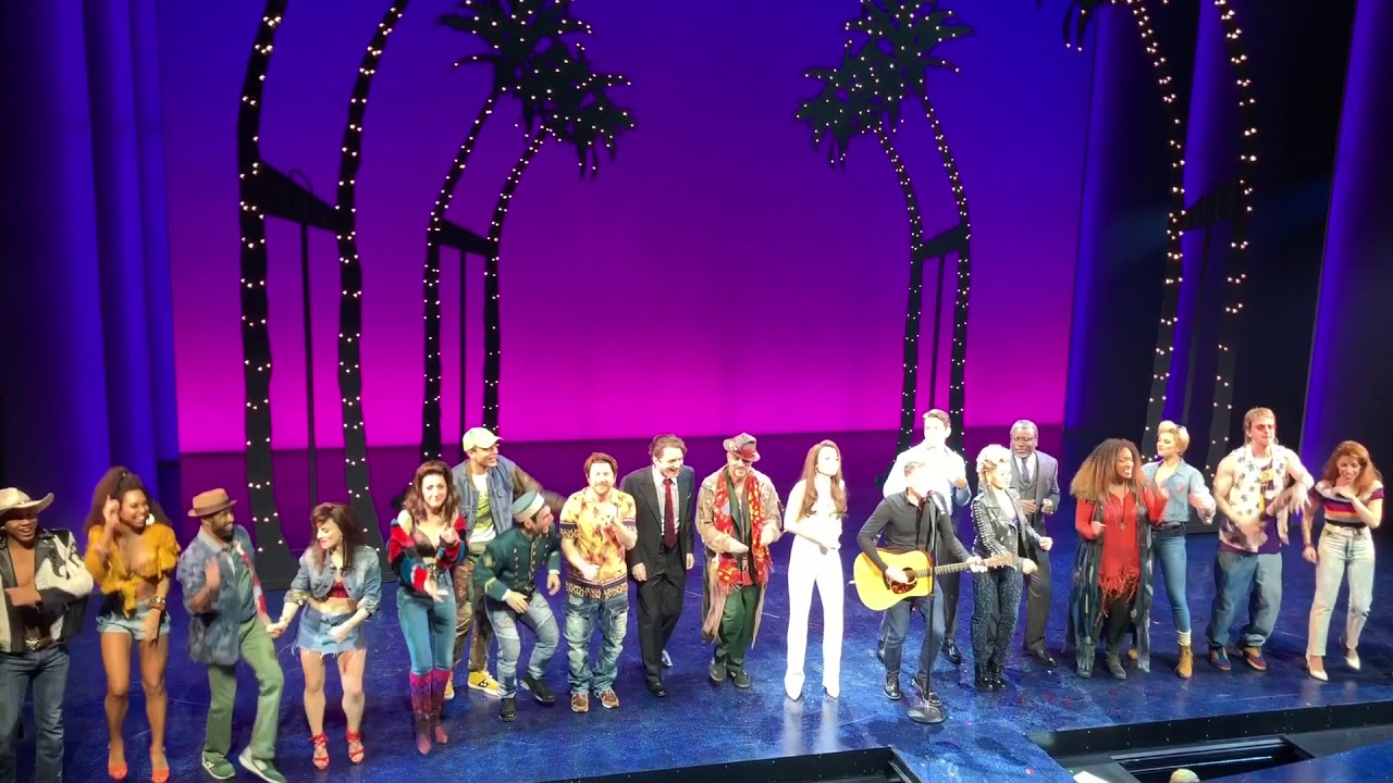 Surprise Bryan Adams Performance | Original Broadway Cast