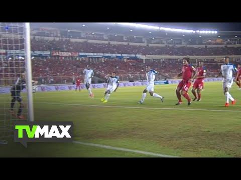 Панама - Гондурас 2:2 видео