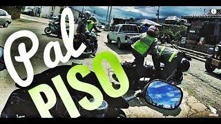 PAL PISO CON LA MOTO   VILLA DE LEIVA   AVENTURAS BAJO LLUVIA Y SOL