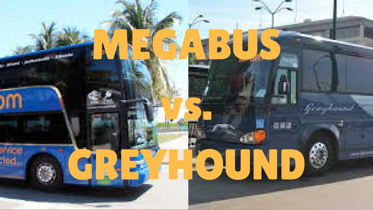 Greyhound Vs Megabus Megabus vs Greyhound |...
