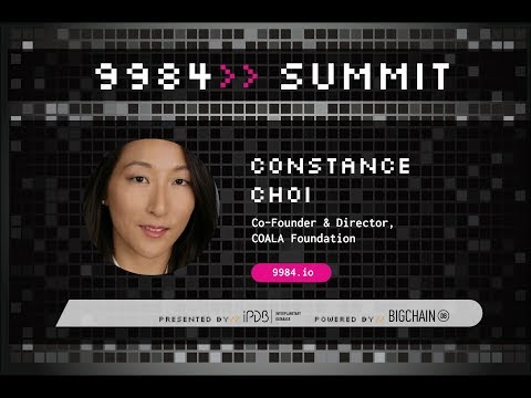 Constance Choi, COALA Foundation | The Human Coordination Layer of the Decentralized Stack