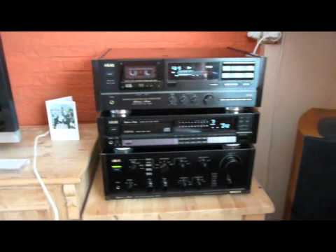akai gx 95 service and repair all rubber new youtube. Black Bedroom Furniture Sets. Home Design Ideas