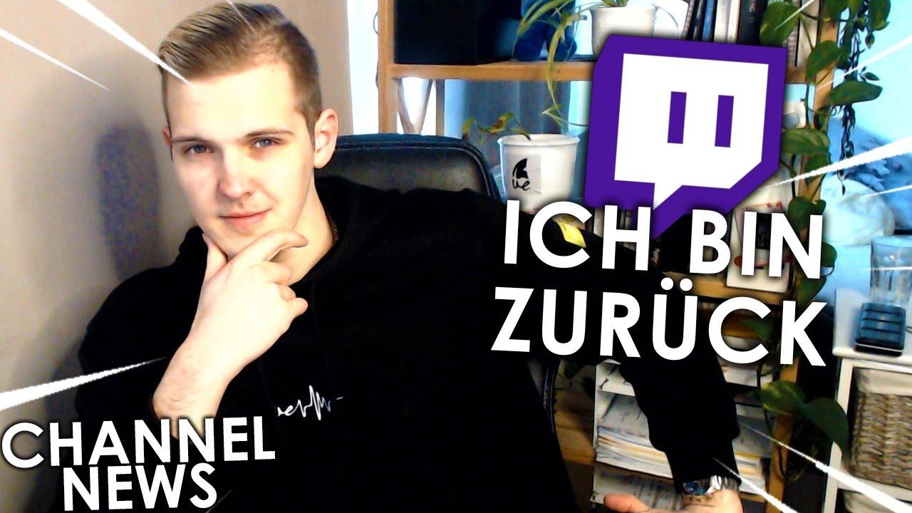 Twitch-Comeback unter erschwerten Bedingungen!