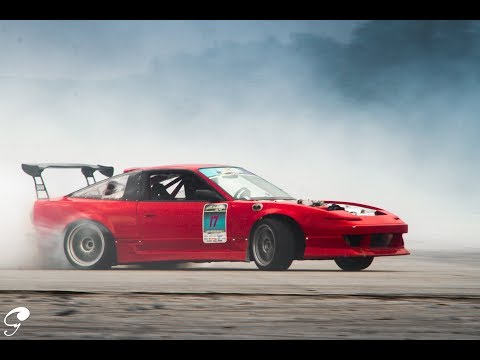 130 MPH entries at  our Formula Drift Pro 2 clinic