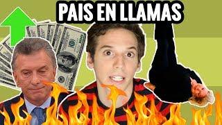 PAIS EN LLAMAS - Pablo Agustín