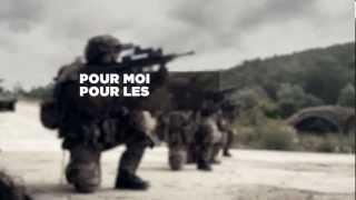 Spot armée de terre 2013