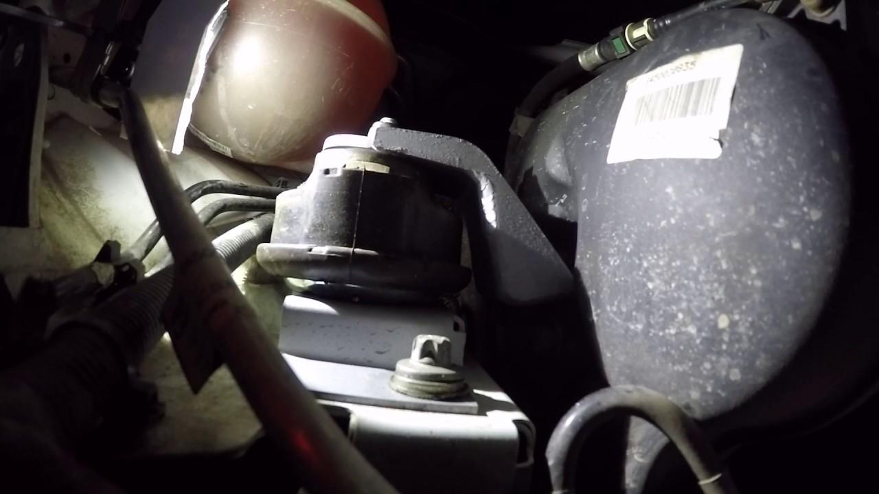 V&KO // Разница работы стоковой опоры ДВС и гидроопоры от BMW установленных в LADA Vesta