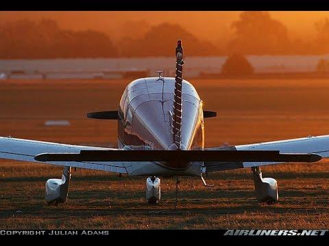 Private Pilot Flight Training  Lesson #33  Instrument Flying & Engine Off Landings
