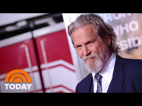 Jeff Bridges Reveals Lymphoma Diagnosis | TODAY