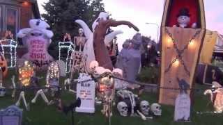 Halloween Decorations 2014