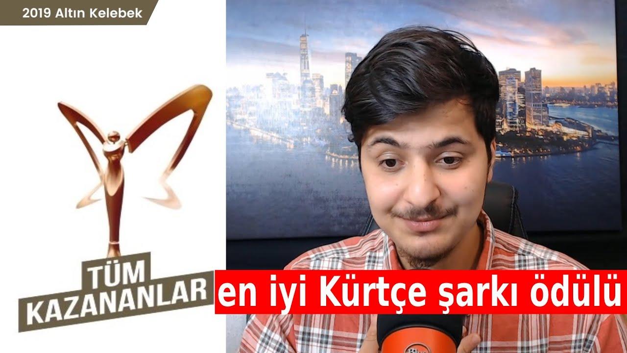 Pantene Altın Kelebek Yılın en iyi Kürtçe Şarkısı ödülü neden yok