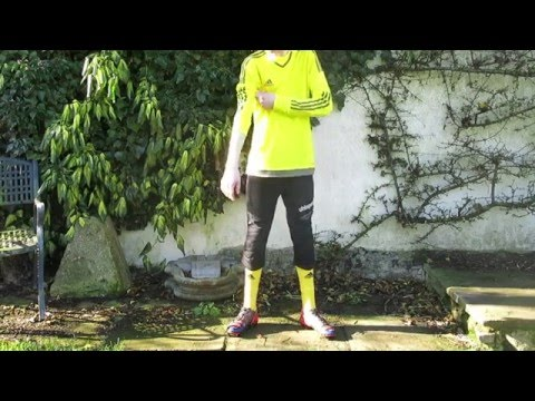 My Goalkeeper kit/Outfit Unboxing | February 2016