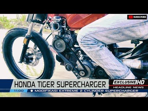 HONDA TIGER 2 CYLINDER SUPERCHARGER | BARJO SPEED