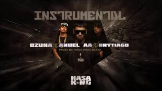 ozuna x anuel aa x brytiago type beat instrumental trap 2016