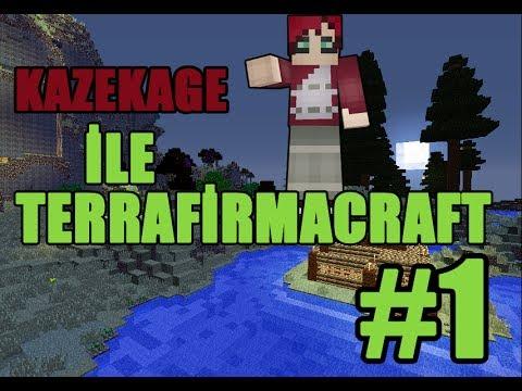 Minecraft:Terrafirmacraft - Bölüm 1 = Yeni Bir Başlangıç [Türkçe/Turkish]
