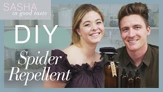 DIY Essential Oils Bug Repellent | Sasha In Good Taste | Sasha Pieterse Sheaffer