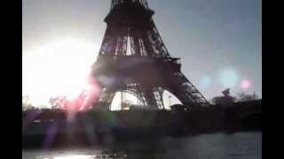 Boat-trip on the River Seine ( Seitkaliyev - Waltz Of The Butterfly) by Kaan GULEN