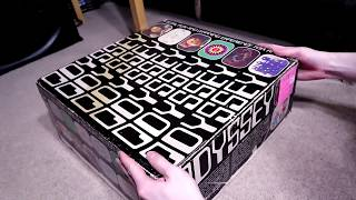 Magnavox Odyssey (1972) | Fขll Unboxing / No Commentary