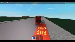 Roblox London Hackney & Limehouse bus Simulator Wrightbus NRM (euro 5) Stagecoach London on Route 8