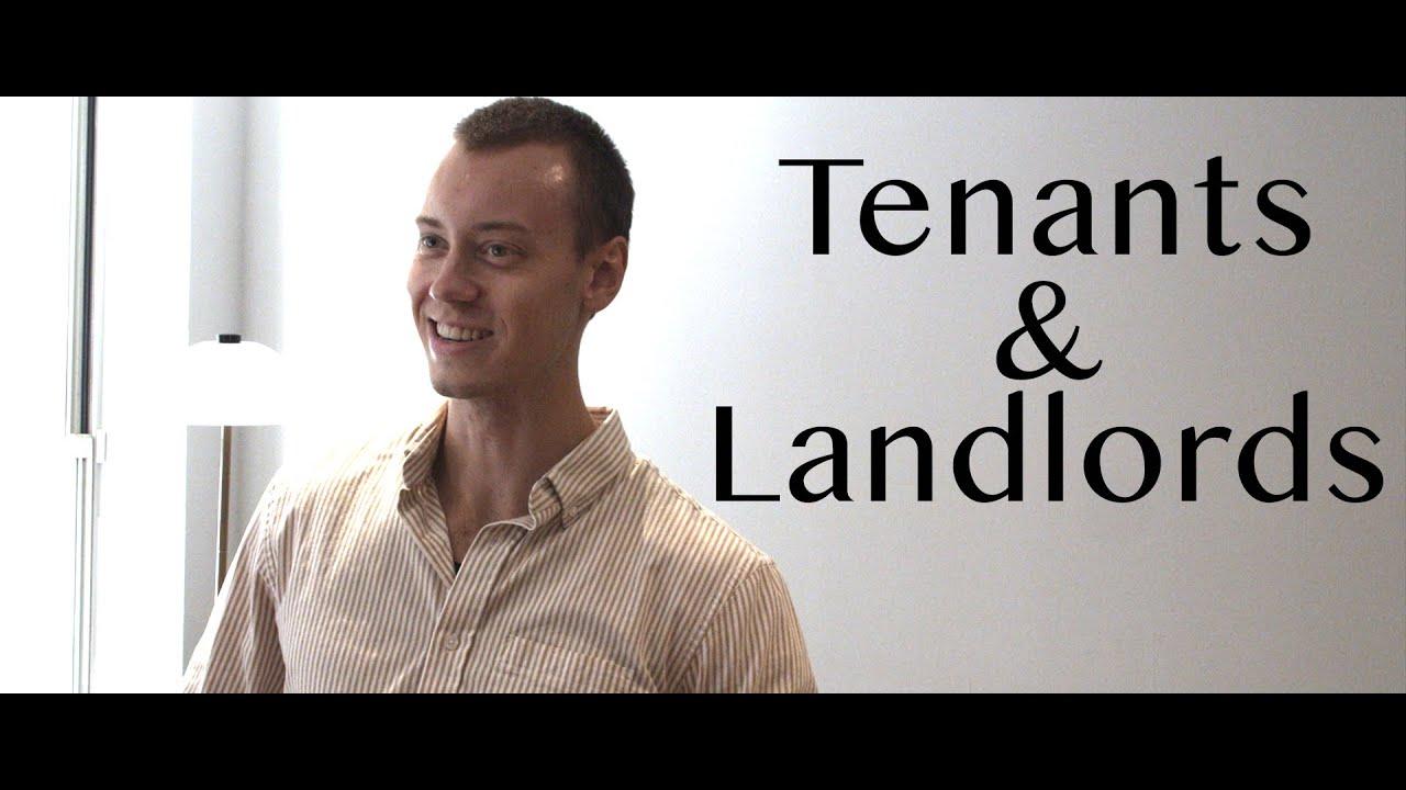 Tenants & Landlords | MY RØDE REEL 2020 #MyRodeReel2020