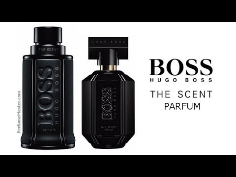 5b0ac430e27 Hugo Boss The Scent Parfum Edition Fragrance Collection - YouTube